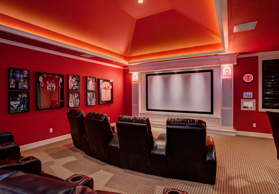 Germay Court Home Theater