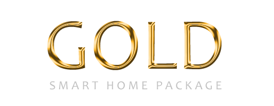 Gold Smart Home Package