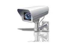 Security Camera Monitoring with RTI Panel for iPad