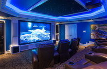 Home Theater Installation in Little Rock